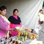 भारती व्यास नौकरी छोड़ उत्तराखंड के पहाड़ी उत्पादों से बनाया अपना रोजगार