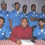 दिव्यांग खिलाड़ियों का क्रिकेट टूर्नामेंट के लिए हुआ चयन