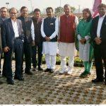 सीएम त्रिवेन्द्र सिंह रावत ने अहमदाबाद में काकड़िया झील का किया निरीक्षण