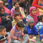 हरियाली डेवलपमेंट फाउंडेशन ने की गरीब, अनाथ एवं बेसहारा लोगो की मदद