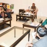 त्रिवेन्द्र सिंह रावत से यश बिड़ला ग्रुप के चेयरमैन ने की मुलाक़ात