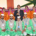 उत्तराखंड राज्य को सांस्कृतिक दल का पुरस्कार