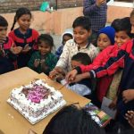 """अपने सपने संस्था """" हैप्पी जन्मउत्सव  """" के रूप में मनाती है  जरूरतमंद बच्चो का जन्मदिन"""