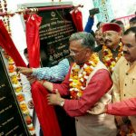 उत्तराखण्ड : मुख्यमंत्री ने श्रीनगर एवं चौरास  को जोड़ने वाले पुल का किया लोकार्पण
