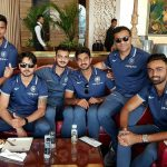 भारतीय टीम श्रीलंका पहुंची, 6 मार्च को होगा पहला मैच