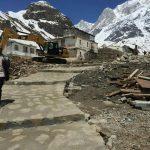 प्रधानमंत्री नरेंद्र मोदी ने केदारनाथ पुनर्निर्माण कार्यों का जायजा लिया