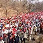 शिवसेना का किसान मार्च को समर्थन