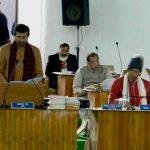 उत्तराखंड : वित्त मंत्री ने पेश किया 45,585 करोड़ का बजट