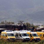 अल्जीरिया आर्मी का प्लेन क्रैश हुआ, 260 से ज्यादा की मौत