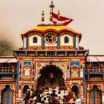 बद्रीनाथ धाम के खुले कपाट