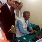 मुख्यमंत्री ने ओखलकांडा और भिकियासैंण  ई-हेल्थ सेन्टर व टेली-मेडिसिन का किया शुभारम्भ