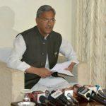 विकास कार्यों में धीमापन बरदाश्त नहींः मुख्यमंत्री