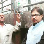 मुख्यमंत्री एप पर शिकायत और गरीब परिवार के घर लगा बिजली का कनेक्शन