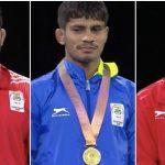 भारत ने आज कॉमनवेल्थ गेम्स में दो गोल्ड समेत कुल छ: मेडल जीते