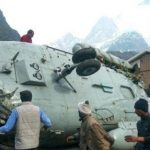 केदारनाथ में वायुसेना का हेलीकॉप्टर क्रैश, सवार सभी सुरक्षित