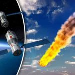 चीनी स्पेस स्टेशन का मलबा दक्षिण प्रशांत क्षेत्र में गिरा