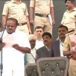 कुमारस्वामी बने कर्नाटक के सीएम, विपक्षी ने दिखाई एकता