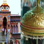 भगवान बद्री विशाल को 600 साल बाद चढ़ाया गया सोने का छत्र