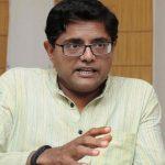 सांसद बैजयंत जय पांडा ने बीजेडी से इस्तीफा दिया
