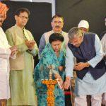 टिहरी महोत्सव का शुभारंभ, सीएम ने किया योजनाओं का शिलान्यास