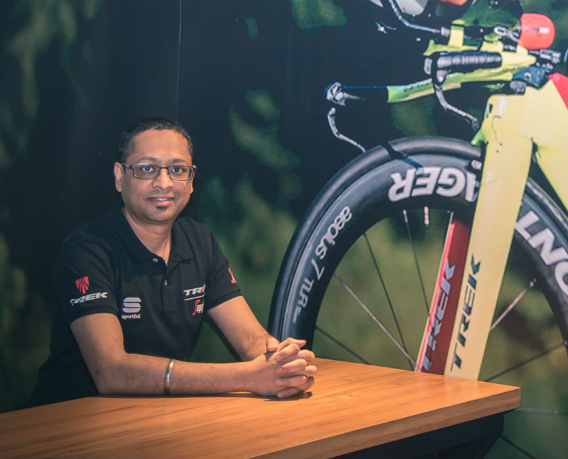 Navneet Banka - Country Manager - Trek