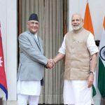 भारत विकास के लिए नेपाल को 100 करोड़ रुपये देगा: पीएम मोदी