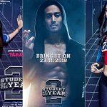 फिल्म 'स्टूडेंटऑफ द इयर 2' का पहला पोस्टर रिलीज़