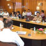 मुख्यमंत्री विधानसभा क्षेत्रों के विकास कार्यों की करेंगे समीक्षा