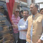 सीएम त्रिवेंद्र ने 26 करोड़ की विभिन्न विकास योजनाओं का किया शिलान्यास