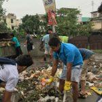 मैड संस्था ने चलाया सफाई अभियान, जानिए ख़बर