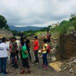 मैड के सदस्यों ने किया बाढ़ प्रभावित जगहों के निरक्षण के साथ मदद