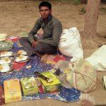 कबड्डी खिलाड़ी ललित फूल बेच कर भर रहा परिवार का पेट , जानिए खबर