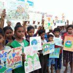 अपने सपने : पर्यावरण बचाने हेतु बच्चो ने किया लोगो को जागरूक
