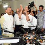 सीएम त्रिवेंद्र ने सुरक्षा केन्द्र का किया उद्घाटन