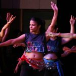 डांस वर्कशॉप से निकले छात्रों ने मंच पर दिखाया जलवा