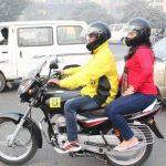 उत्तराखंड : दुपहिया वाहन पर पीछे बैठने वाले को भी अब पहनना होगा हैलमेट