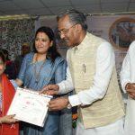 शायरा बानो समेत 13 महिलाओं व किशोरियों को तीलू रौतेली पुरस्कार
