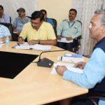 किसानों को धान का मूल्य समय पर : त्रिवेन्द्र सिंह रावत