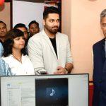 मुख्यमंत्री त्रिवेन्द्र रेड एफ.एम. 93.5 रेडियो चैनल का किया शुभारम्भ