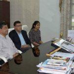 मुख्यमंत्री त्रिवेन्द्र सिंह रावत से बीसीसीआई सदस्यों ने की मुलाक़ात , जानिए खबर