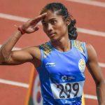 एशियाड खेल:  हिमा अनस,और दुती ने जीते सिल्वर