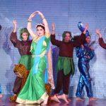 छात्राओं ने सांस्कृतिक प्रस्तुतियों से दर्शकों का मन मोहा