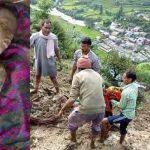 उत्तराखंड :  मलबा में दबने से 6 लोगों की मौत, एक घायल, एक लापता