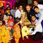 गौरी ने जीती कृष्ण बनो प्रतियोगिता