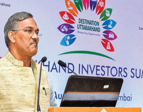 Uttarakhand-Chief-Minister-Trivendra-Singh-Rawat