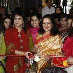 हिमानी शिवपुरी ने किया फ्लो बाजार का उद्घाटन