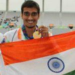पैरा-एशियाई खेल: शरद ने रेकॉर्ड के साथ ऊंची कूद में जीता स्वर्ण
