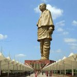 आयरन मैन की याद में गुजरात में 'स्टैचू ऑफ यूनिटी' का किया निर्माण