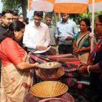 राज्यपाल ने किया पंतनगर विश्वविद्यालय एवं जी.जी.आई.सी.का भ्रमण