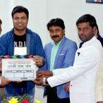 हिंदी फिल्म ''आर्मी एक जंग'' की यूनिट सीएम त्रिवेंद्र से की भेंट